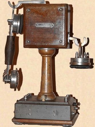 L2l1 les telephones de collection - Premier telephone fixe ...